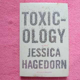 Toxicology by Jessica Hagedorn