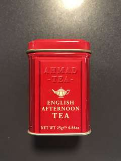 Ahmad Tea English afternoon tea 25g