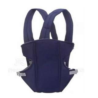 Adjustable Straps Baby Carriers (Navy Blue)