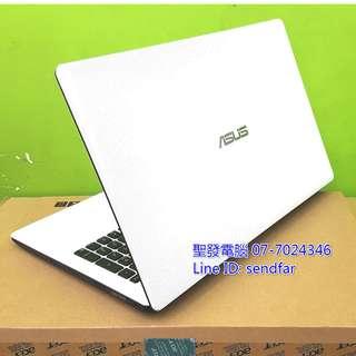 LOL全開輕薄美型高效獨顯 ASUS X550L i5-4200U 4G 500G 獨顯 15吋筆電 聖發二手筆電