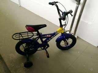 "12"" Kids Bicycle"