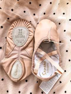 Sansha Ballet Shoes