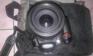 Nikon d5000+D90