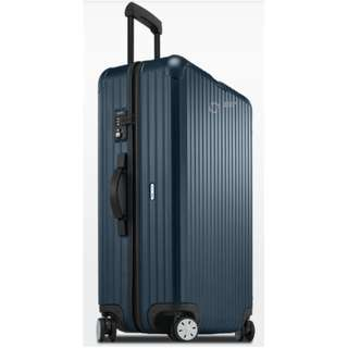 Brand New Rimowa Salsa Luggage For Sale