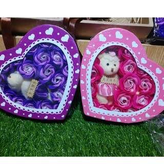 Teddy bear giftbox