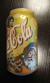 可口可樂罐 2000 edition