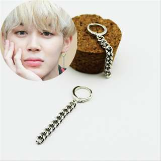 BTS Jimin DNA earrings