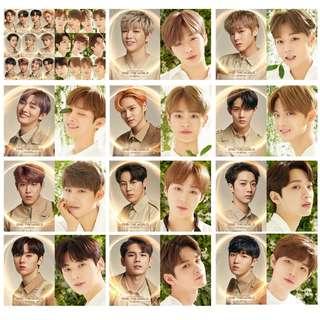[PO] Wanna One Group Folder File