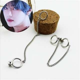 BTS V DNA Earrings