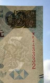 差些是超級鏡子號,差少少是對子倒蛇,差一丁點兒便是獅子號🤦🏿♀️ 嘩,但也不失為可愛的倒蛇 WK=Wa Kawayi~
