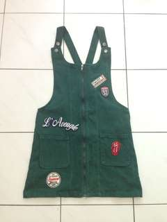 Apron dresses (Purpur)