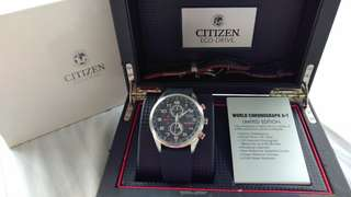 Citizen World Chrono AT Limited Edition