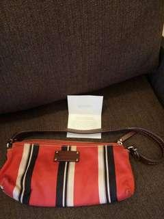 Kate Spade Stripes Hand Bag