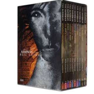 The Sandman 10 Volume Slipcase Set