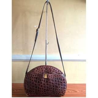 Salvatore Ferragamo Brand Shoulder Bag