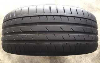 245/50/18 Continental CSC3 RunOnFlat Tyres On Offer Sale