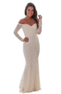 Mg wedding dress