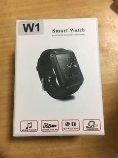 🚚 W1 smart watch 藍芽