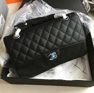 CHANEL CLASSIC FLAP MEDIUM MIRROR