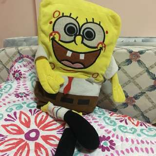 Spongebob Doll/pillow