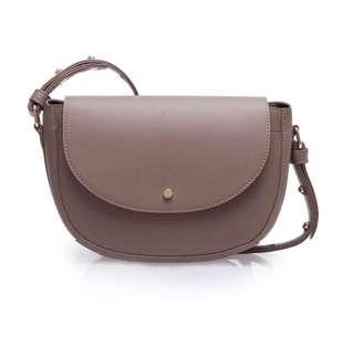 Sometime by Asian Designers Esmoon Bag Mocha