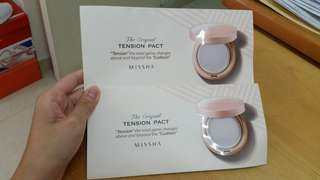 Missha The Original Tension Pact