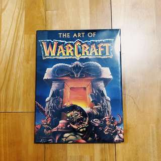 Blizzard The art of warcraft