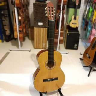 Preloved Classical Guitar With Bag