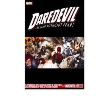 Daredevil by Ed Brubaker & Michael Lark Omnibus Volume 2