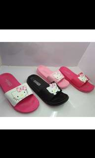 Hello.kitty slip ons for ladies