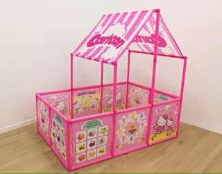 Hello Kitty Playpen Play Yard Tent