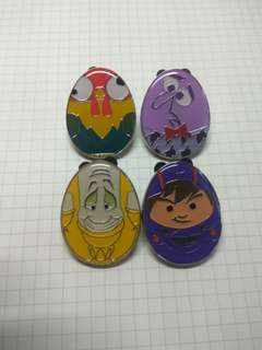 迪士尼襟章 disney pins