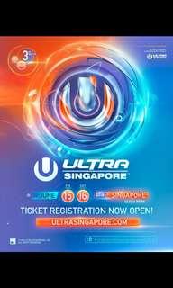Ultra 2018 tickets