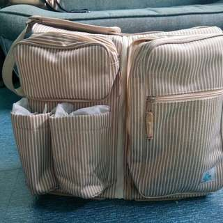 3in1 Travelite Diaper Bag