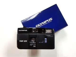 Olympus Trip 201