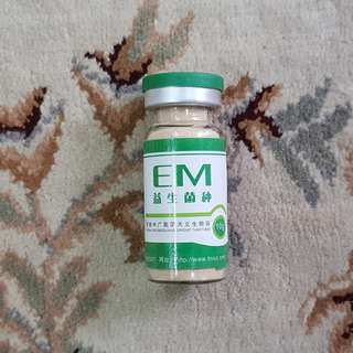 EM Bokashi Microb Concentrate ( Can Make 20kg ) ( For Making Compost )