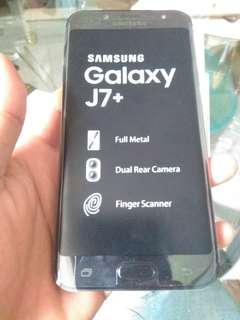Samsung j+ 2018 mulus 99%
