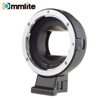 Commlite EF To NEX Lens Adaptor