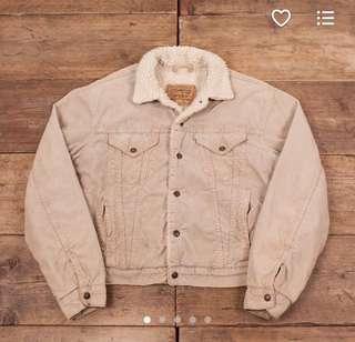 Vintage Levi's Trucker Jacket Size L