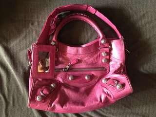 Authentic Balenciaga City Giant (Dark Pink) ‼️20% off ‼️