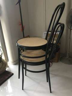 Cafe dining chairs, coffeeshop chairs