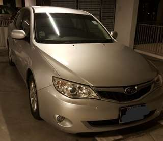 Cheap Rental - Subaru 1.5 Auto 4 Door Sedan