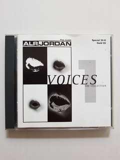CD ALR Jordan - Voices The Collection