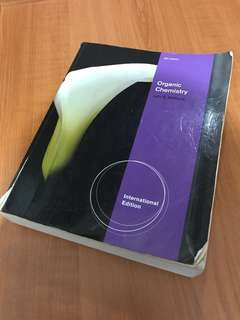 Organic Chemistry Textbook (International Edition)