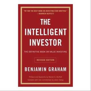 [Instock] The intelligent investor (Paperback)