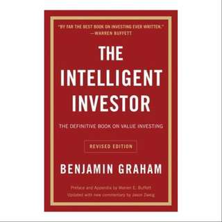 [Instock] The Intelligent Investor By Benjamin Graham