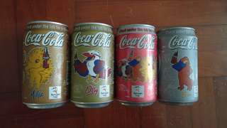 可口可樂罐(收藏品 )2000年新加坡