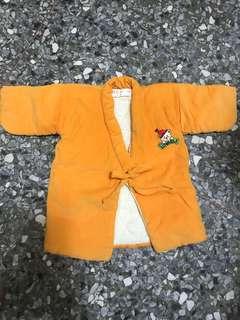 🚚 寶寶日式睡袍(3個月-8個月可穿)9成新