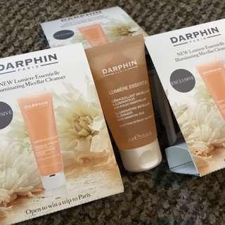 🚚 Darphin Lumiere Essentielle Illuminating Micrllar Cleanser