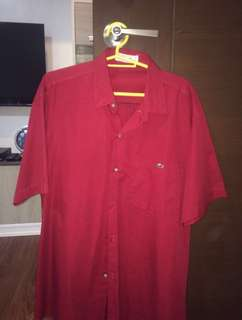 Vintage Lacoste Buttondown Polo